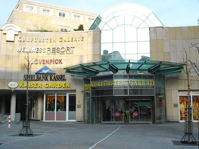 Casino KaГџel KurfГјrsten Galerie